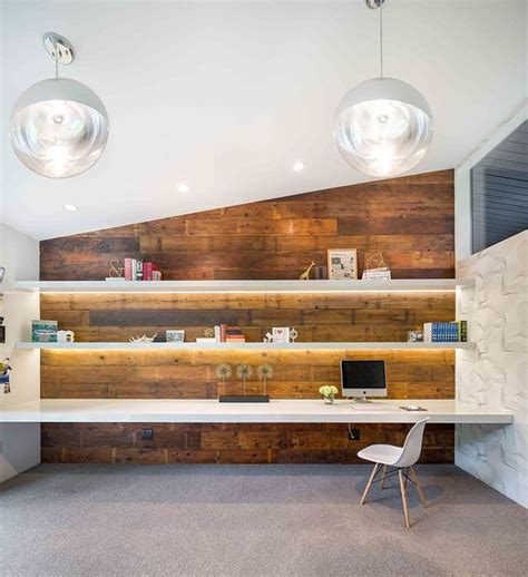 home office modern desk 27 awesome floating desks for your home office digsdigs