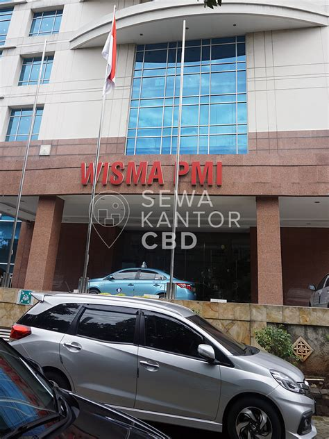 Pmi Parking Garage by Sewa Kantor Wisma Pmi Jakarta Selatan Office Space For