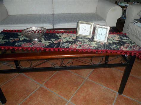 tappeto per tavolo striscia da tavolo per ambiente classico e antico cm