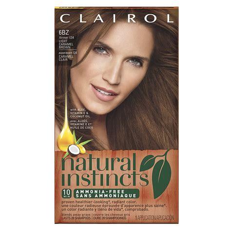 Natural Light Brown Hair Color Dye Www Pixshark Com