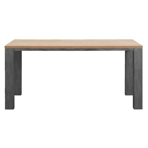 table salle a manger chene clair table de salle 224 manger finn couleur ch 234 ne clair