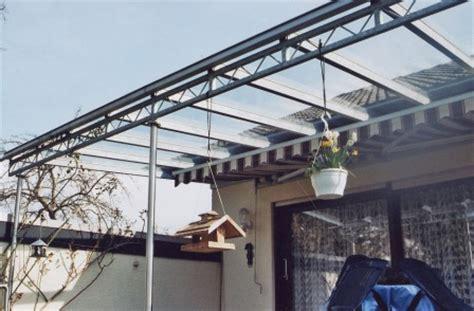 glas berdachung mit markise sonstiges 220 berdachung terrasse mit einer markise zum