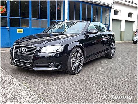 Audi A3 Cabrio Tuning by K Tuning Showroom