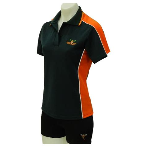 Polo L16 by Club Polo Shirt Sydney Netball Shop