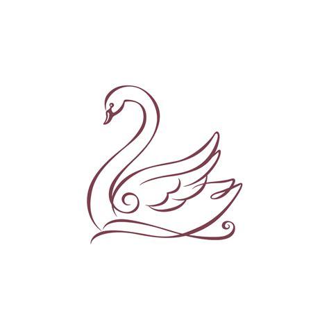 layout and logo swan logo design www imgkid com the image kid has it