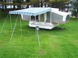 Pop Up Awning Pop Up Camper Deluxe Awning 8 Ebay