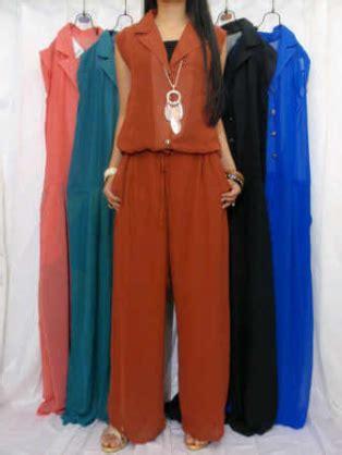 Gamis Bolero Top Dress Pashmina divya fashion jumpsuit korea sifon