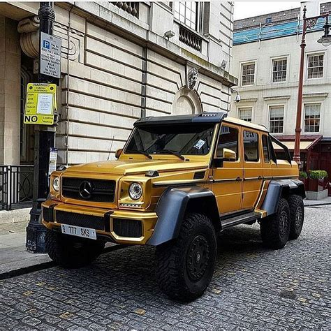 mercedes g wagon g wagon 6x6 autos post