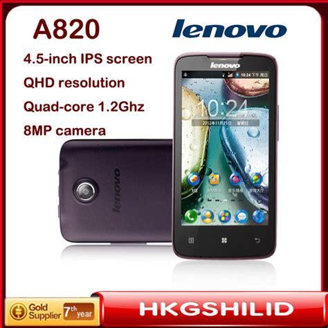 Touchscreen Lenovo A820 100 original lenovo a820 4 5 ips touch screen android 4 1