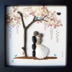 unique wedding gift personalized wedding gift pebble gift for wedding present couples
