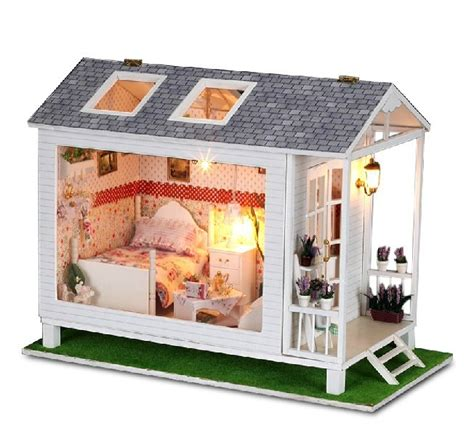 model doll houses aliexpress com buy free shipping diy dollhouse model 3d