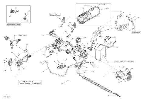 ski doo snowmobile parts diagram ski doo snowmobile parts diagram artchinanet