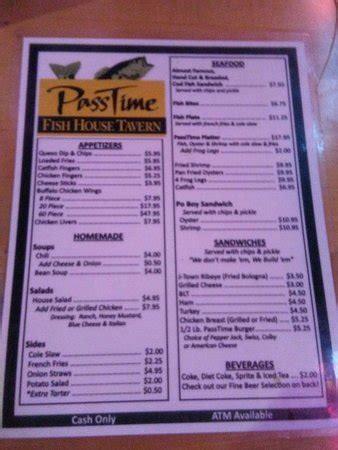 pass time fish house foto de passtime fish house tavern jeffersontown fish sandwich tripadvisor