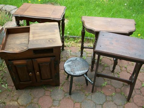 Kutztown Used Furniture by How To I Refinished 5 Pieces Of Furniture For The