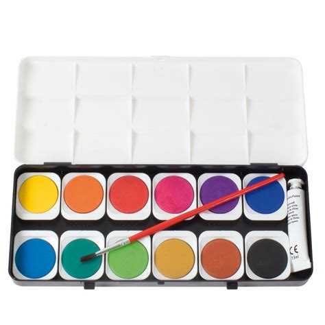 ebaerhard faber paint box 12 set staedtler from craftyarts co uk uk