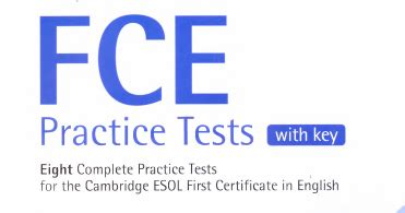 practice tests for cambridge 140806152x book 4 joy fce practice tests with key updated