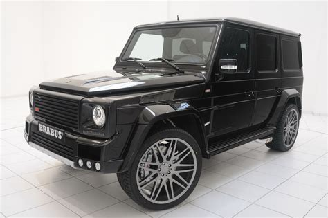 mercedes g class brabus brabus 800 widestar is an 800hp mercedes g class