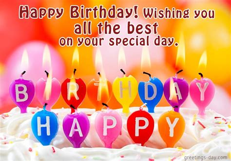 all the best wishes to you happy birthday wish you all the best quotes birthday