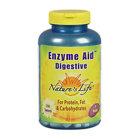 product image for enzyme aid digestive (250 tablets)