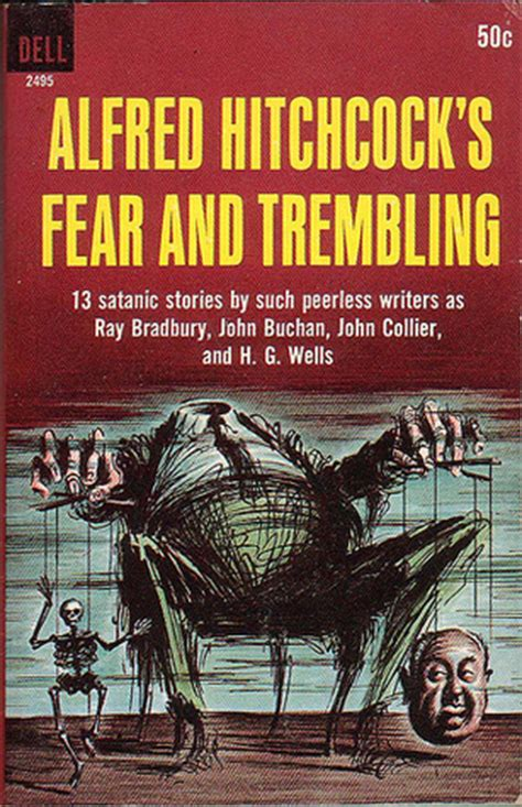 hitchcock books alfred hitchcock presents fear and trembling by henry s