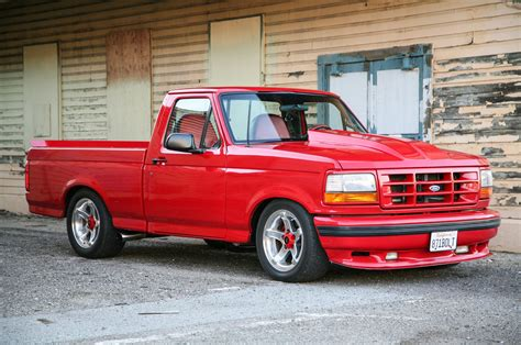 1993 Ford Lightning by The Bay Area Bolt A Garage Built 427 Powered