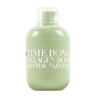 the clock stops here time bomb collagen bomb essential