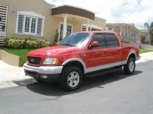 Ford F 150 2003 2003 Ford F 150 Overview Cargurus