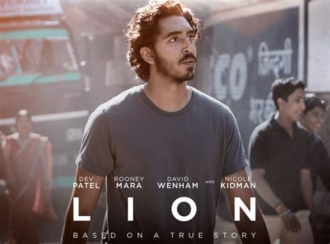 lion film pictures lion movie review geek news network