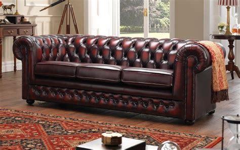 chesterfield leather sofa lloyd