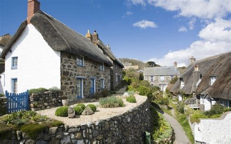 Cornish Country Cottages by Are These The Most Picturesque Streets In The Country