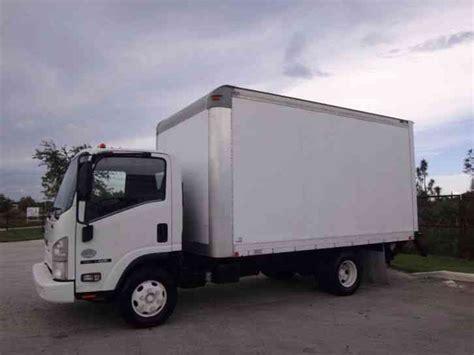 gmc  box truck  van box trucks