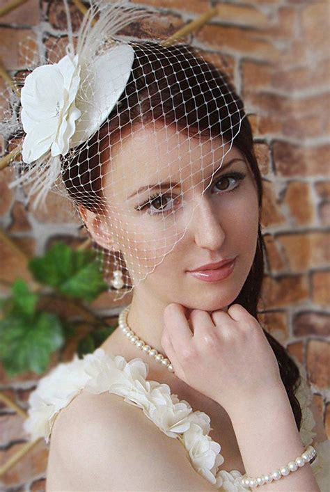 Wedding Hair For Birdcage Veil by Bridal Mini Hat Wedding Hairstyles Bridal Hair Wedding