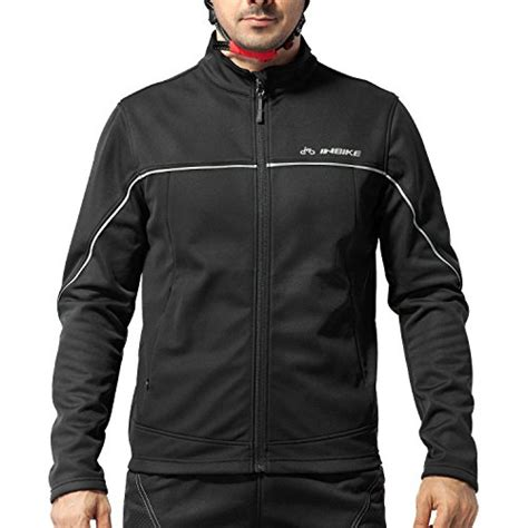 mens thermal cycling jacket inbike winter s windproof thermal cycling jacket reviews