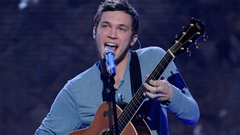 Prince And Billy Joel Will Sing At The Bowl by Phillip Phillips Up On Idol With Take On Billy