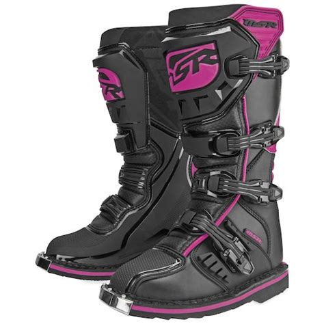 youth motorcycle boots msr youth vxiir boots revzilla