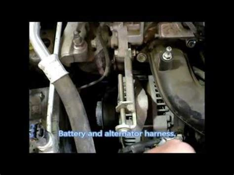 toyota corolla water pump replacement tutorial | funnycat.tv