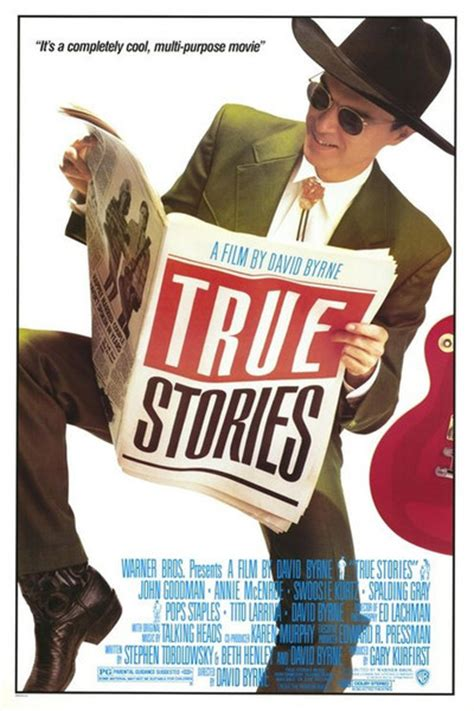 True Story by True Stories Review Summary 1986 Roger Ebert