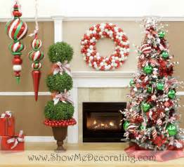 Christmas Decorating Themes show me decorating 2013 christmas tree themes inspiration and diy