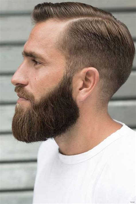 haircuts on beards facial hairstyles for men mens hairstyles 2018