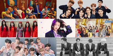 Masker Rempel Kpop Bts Exo Wanna One Blackpink Got7 Seventeen Etc before they became awesome k pop idol auditions part 2 allkpop