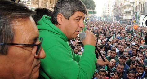 paritarias camioneros exigi un aumento del 42 infobae pablo moyano el 6 de abril la gran mayor 237 a del pueblo