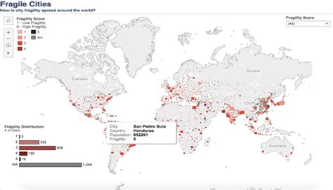 map of us cities 100 000 how fragile are our cities world economic forum