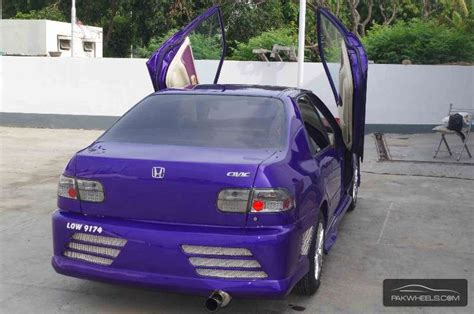 honda civic 1995 modified for sale honda civic ex 1995 for sale in lahore pakwheels