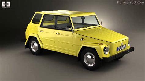volkswagen type 181 volkswagen type 181 1973 by 3d model store humster3d com