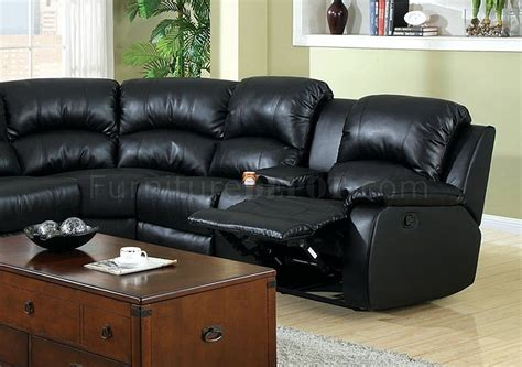 aberdeen motion sectional sofa cm6557bp bonded leather match
