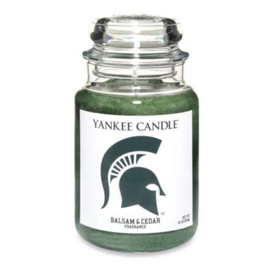 yankee candle fan buy yankee candle 174 virginia tech large jar fan candle from