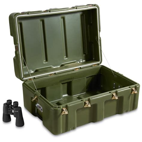 Waterproff Storage u s surplus hardigg waterproof trunk new