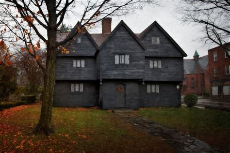 salem witch house the witch house salem massachusetts urban legends pinterest