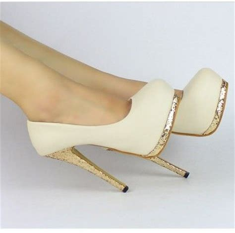 Heels Import Apricot Black stiletto shoes high heel pumps and heels pumps on