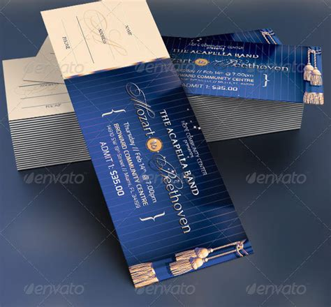 design event tickets photoshop 19 useful event tickets templates design freebies